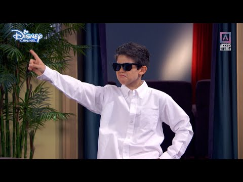 Access All Areas - Mark Ronson - Uptown Funk Song - Official Disney Channel UK HD