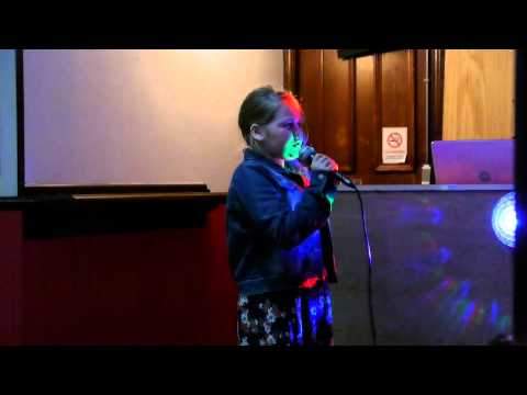 Adeles One And Only By Sasha France Age 10 Voyager South Shields 6.9.13 video