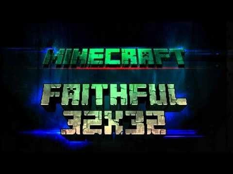 Texture Pack Faithful 32x32 1.7.9