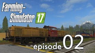 Farming Simulator 17 - PC - Goldcrest Valley Multiplayer - EP:2