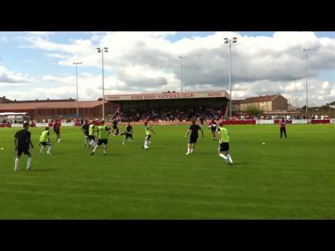 Swansea V Afan Lido Fc