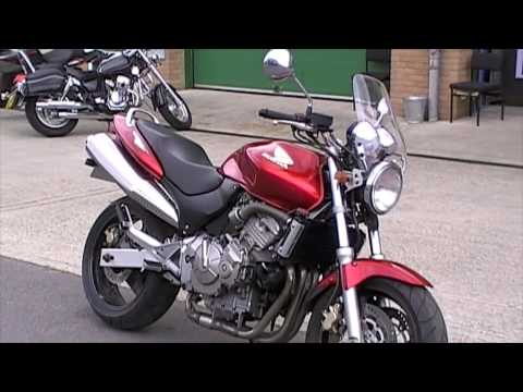 HONDA HORNET CBF600 Video