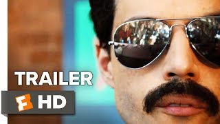 Bohemian Rhapsody Teaser Trailer #1 (2018) | Movieclips Trailers