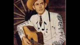 Watch Hank Williams Rock My Cradle video