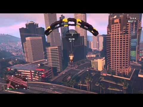 Helicopter wars (GTA V)