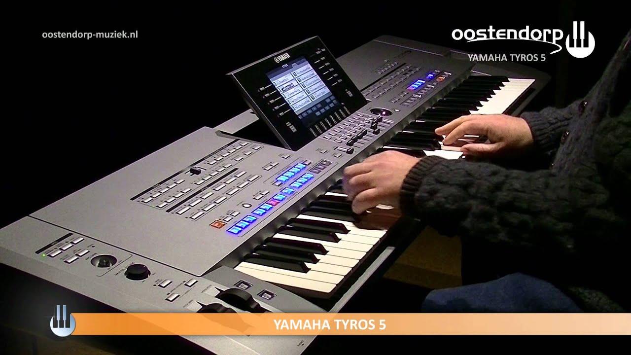 yamaha tyros 5 audio styles youtube. Black Bedroom Furniture Sets. Home Design Ideas