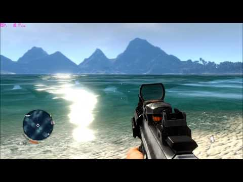 Notebook FarCry3 Ultra FullHD