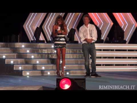 Velone Riccione 2010 Intervista con Nina Senicar ed Enzo Iacchetti