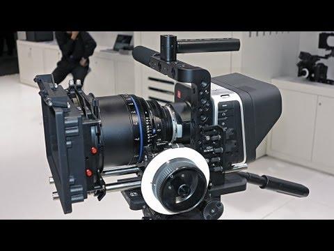 IBC2012: Arri Professional Camera Accessories
