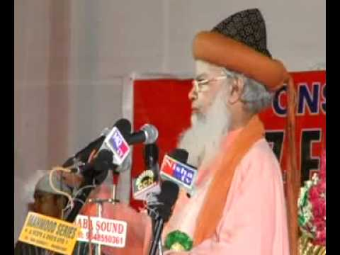 Ghousul Wara Conference By Hazrat Maulana Hasmi Miya Part 1 video