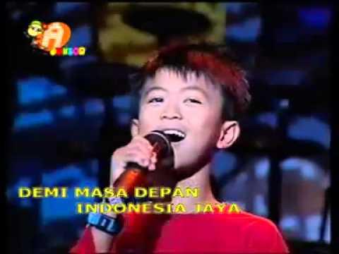 Ubas AFI Junior - Indonesia Jaya
