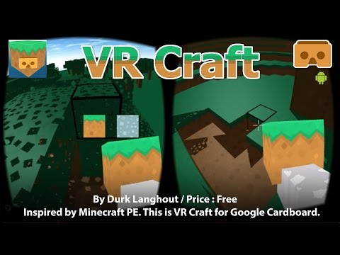 VR Craft screenshot for Android