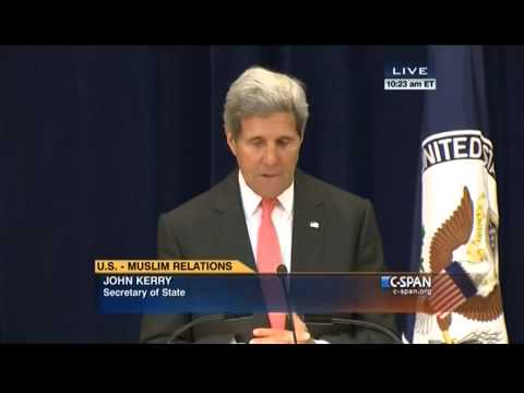 John Kerry: Scripture Says U.S. Should Protect Muslim Countries Against Global Warming