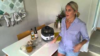 De'Longhi Multifry Multicooker - Mushroom Risotto Recipe