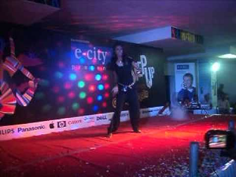 Janani Performing  On Mayya Mayya,chikini Chameli And Naku Mukka video