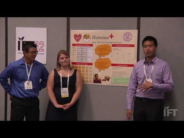2012 Heart-Healthy Product Development Competition Winners