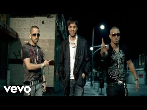 Sonerie telefon » Enrique Iglesias – Lloro Por Ti – Remix ft. Wisin & Yandel