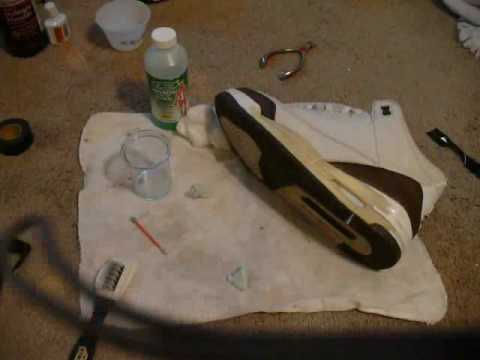 How to Prep Midsoles for Painting