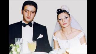 Abbas Bağırov boşandığı xanımı ile - TOY GÖRÜNÜTLƏRİ YAYILDI