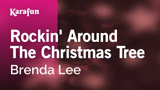 Karaoke Rockin 39 Around The Christmas Tree Brenda Lee