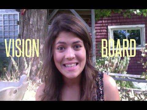 My Ellen Vision Board