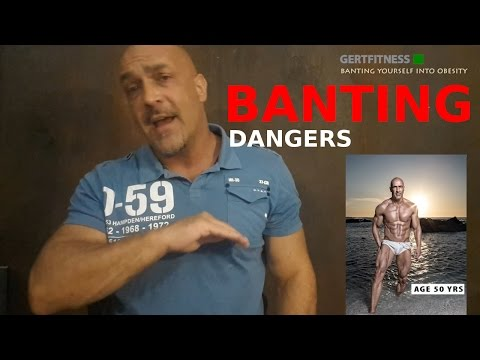 Banting Diet dangers - Banting yourself into obesity
