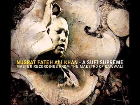 Sanson ki mala pe   Nusrat Fateh Ali Khan HQ