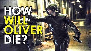 Here Is Why Oliver Queen's Death Makes Arrow Finale Better
