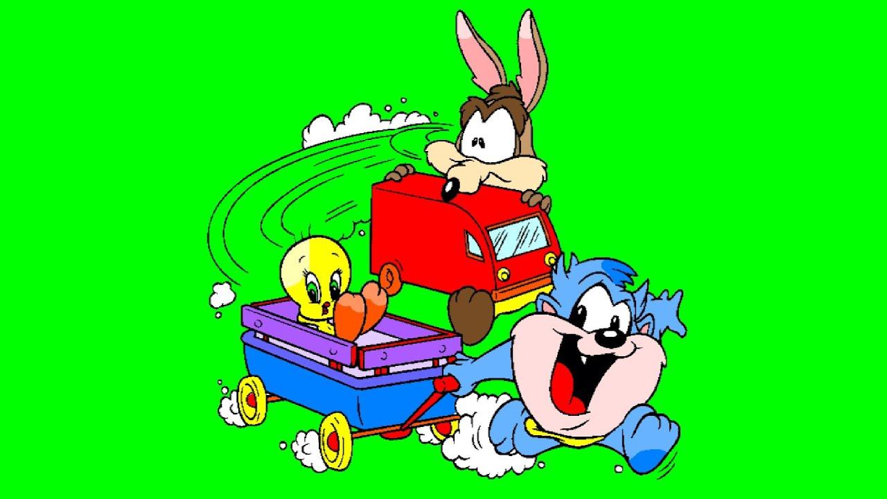 Baby looney tunes roadrunner