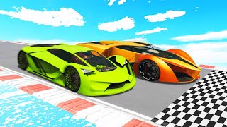 Which CAR Is The FASTEST IN GTA 5?! (GTA 5 Funny Moments)