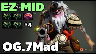 EZ Mid Sniper 4 WRAITH BAND By OG.7MAD