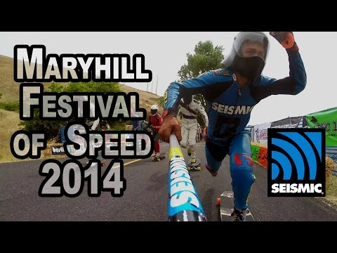 Maryhill 2014 with Seismic rider Brandon DesJarlais