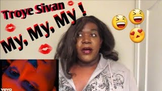 Download Lagu Troye Sivan My, My, My ! REACTION Gratis STAFABAND