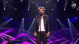 Andrius Pojavis - Something (Lithuania) @ Eurovision Song Contest (2013) 1080i HDTV