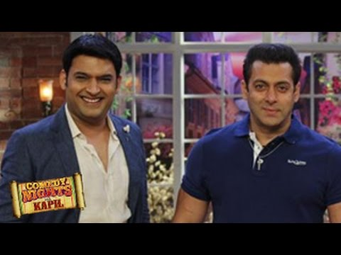 Salman Khan on Comedy Nights With Kapil | 19th July 2015 | FINALE EPISODE