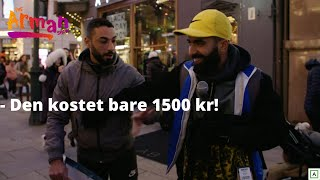 Shafqat På Gata - Black Friday