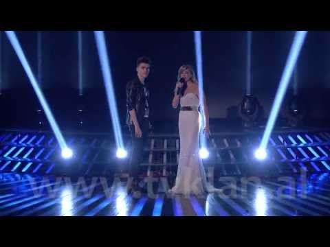 ALKETA VEJSIU &  FINALISTET - Hits of the year Kolazh X Factor Albania 2 Finale