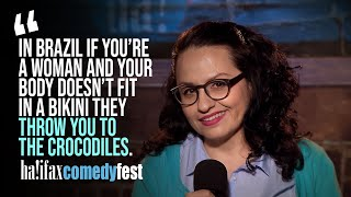 Being a comedian with an accent | Carol Zoccoli