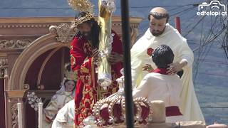 2018-09-23 Jesus de la Merced Antigua Guatemala, 800 años Orden Mercedaria
