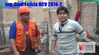Ingenieria Civil 1 Ciclo Ucv 2014 2 PROYECTO FINAL