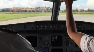 CAMBODIA ANGKOR AIR | FLIGHT FROM CAN-PNH | ON 23.SEPT.2016 | CAPT-KHAN VANNA