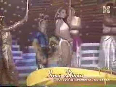 Irma Dimas Miss El Salvador Universe / Earth 2005