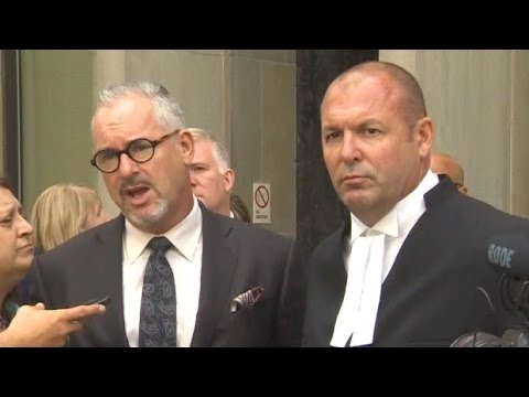 Defence team reacts to Forcillo sentencing
