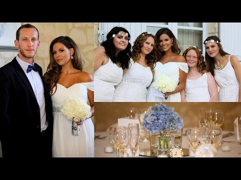 Our Wedding Day / Notre Mariage ( Préparatifs, Déroulement, Photos... ) + FAQ