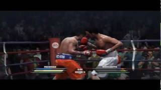 Manny Pacquiao vs. Antonio Margarito FULL FIGHT PART 3 [HD]
