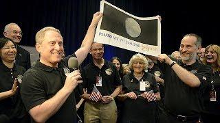 Plüton'un Yeni Görüntüleri Dünyaya Ulaştı