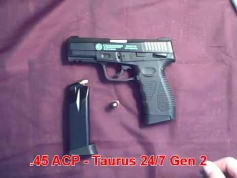 Taurus 24/7 G2 - .45ACP