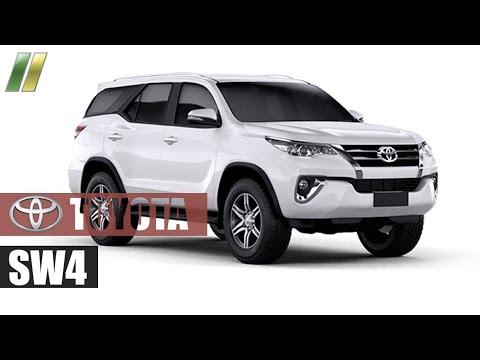 Toyota SW4 Diesel 2.8 ★ Review infoCAR