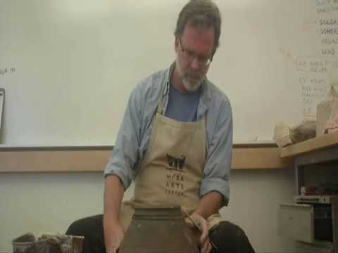 Ceramics Demonstration with Jeff Reich