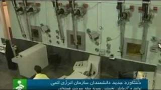 Iran makes first nuclear fuel rod -
